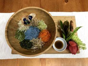 馬來人的主食:蘭花拌飯 KHAO YAM