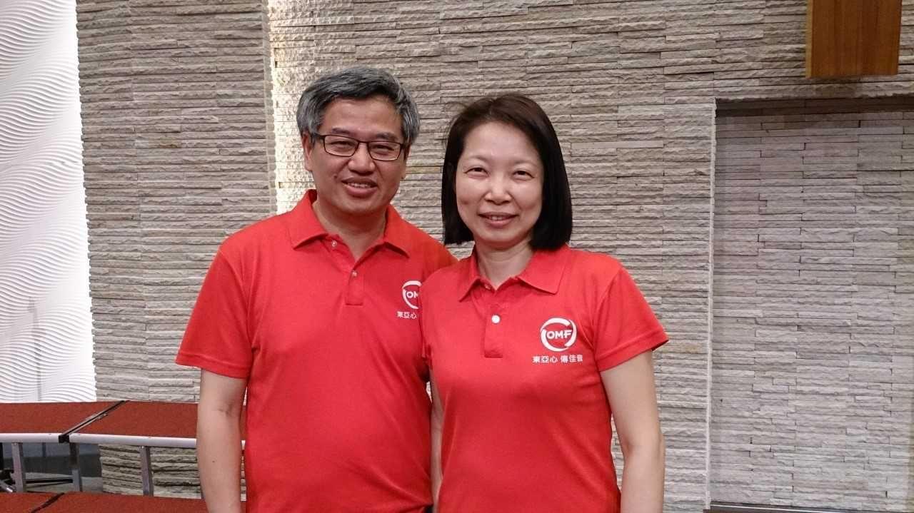 台灣:「葡萄架」的事奉